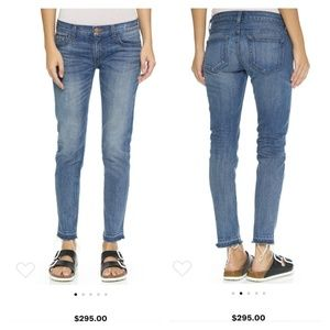 $295 Crippen Low Rise Lover Jeans